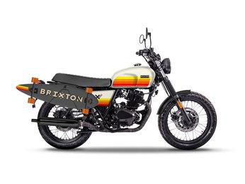 SK8 125 BRIXTON BLANC