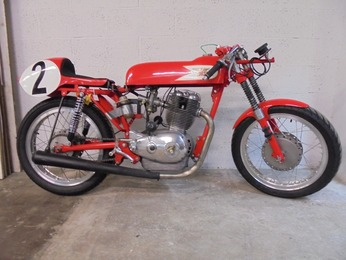 CETEBELLO 250 MORINI RACING