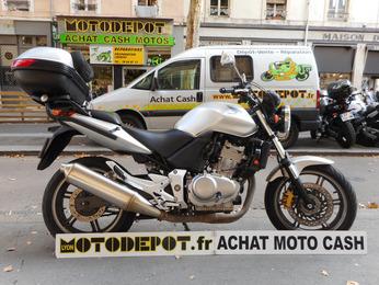 CBF 500 ABS HONDA GRIS