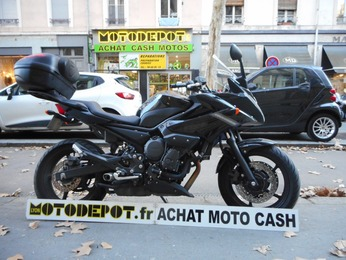 XJ6 DIVERSION ABS YAMAHA NOIR