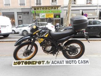 XT R 125 YAMAHA NOIR