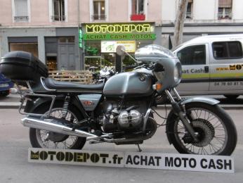 R90/6 900 BMW GRIS