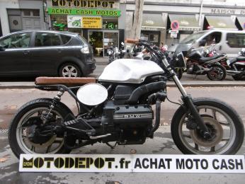 K 75 BOOBER BMW GRIS