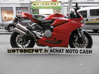 PANIGALE 959 DUCATI ROUGE