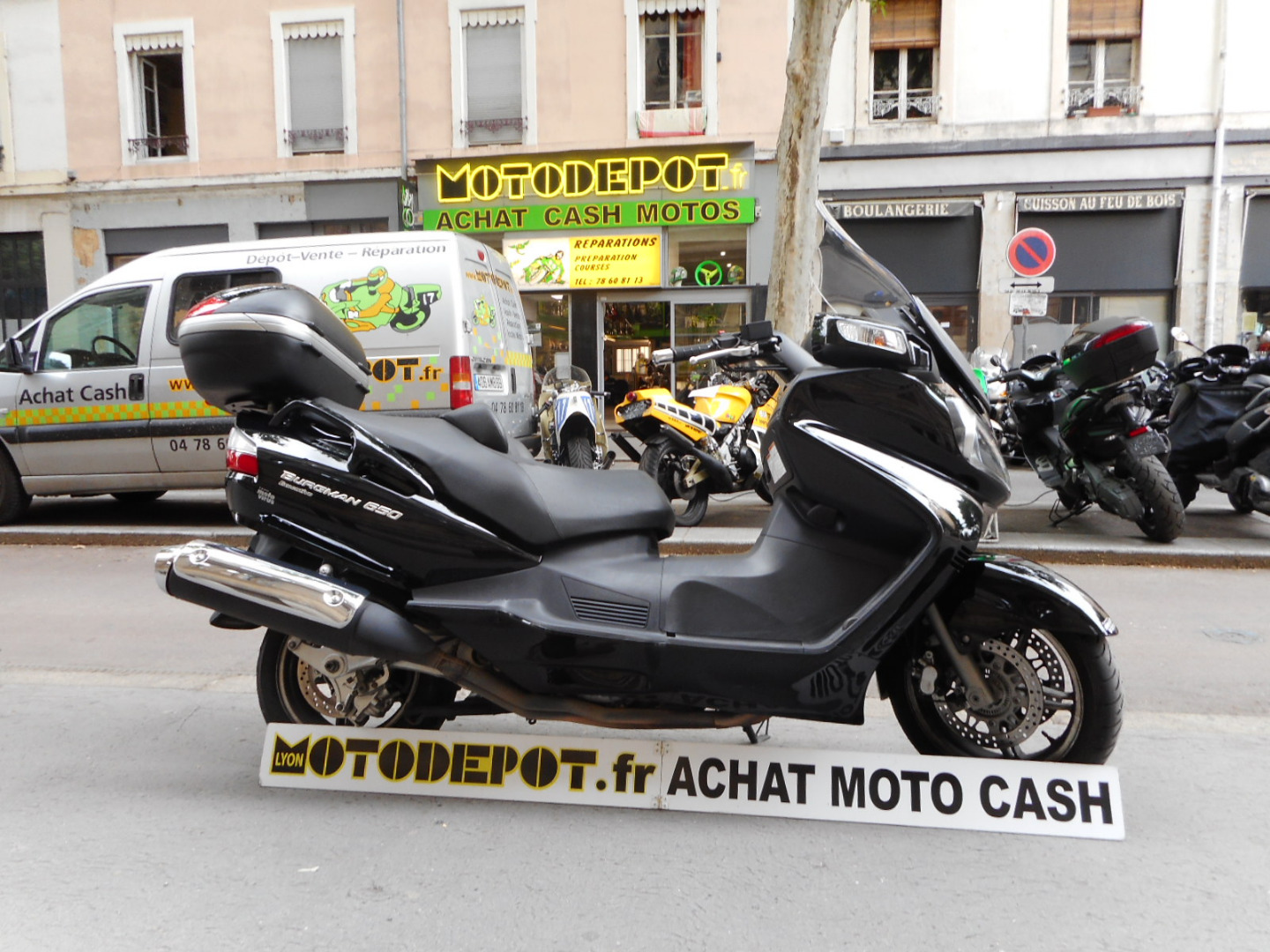 achat scooter lyon